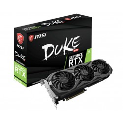 Ms Geforcei RTX 2080 Ti Duke OC