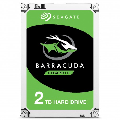 Seagate Barracuda 2 TB