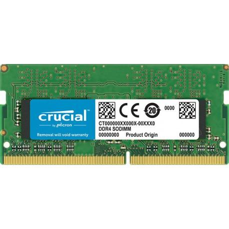 Crucial So-Dimm 8 GB 2666