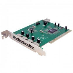 Startech carte pci USB*7