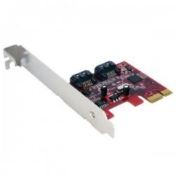 Startech Contrôleur PCI-E 2 Sata