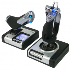 Logitech X52 Flight Control System