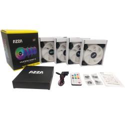 Azza Hurricane II Dual Ring  ARGB Set