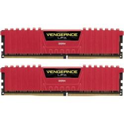 Corsair Vengeance LPX 16 GB DDR 4 3000 Mhz Red