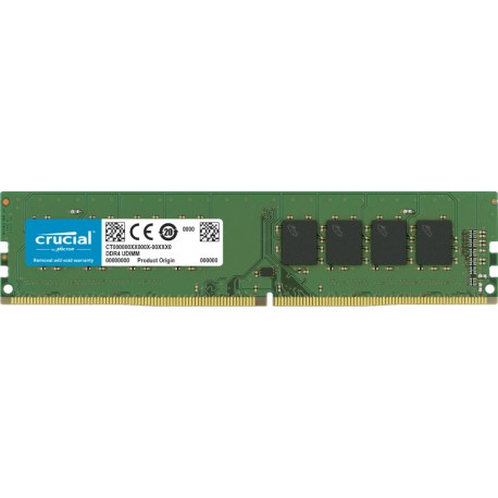 Crucial 16 GB DDR4 3200